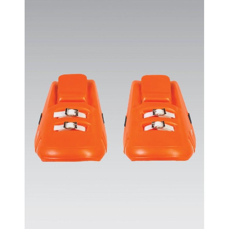 TK T2 Kickers para porteros de hockey Naranja