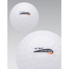 Bola de Hockey TK Synergy S1 Plus Dimple Blanca