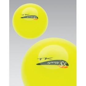 Bola de Hockey Sala TK Synergy S5 Amarilla