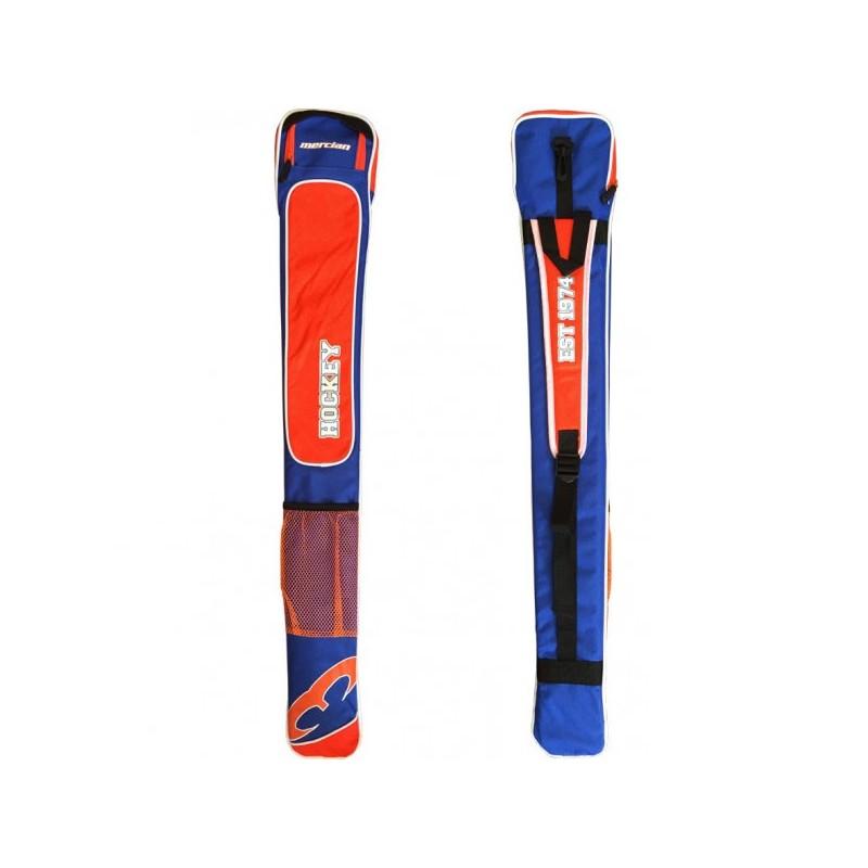 Bolsa de Hockey Mercian Element Azul-Naranja