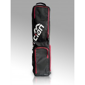 Bolsa de Hockey Mercian Evolution 0.1 Negra/Roja