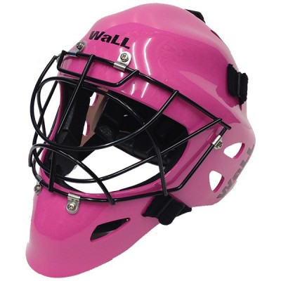 Casco para Porteros de Hockey Mercian Wall Rosa