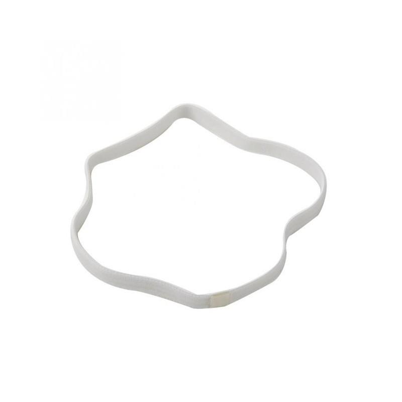 Headband Blanco