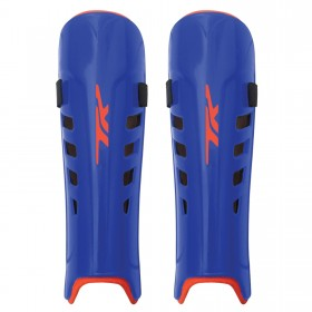 Espinilleras de Hockey TK Total Three ASX 3.5 Azul-Naranja