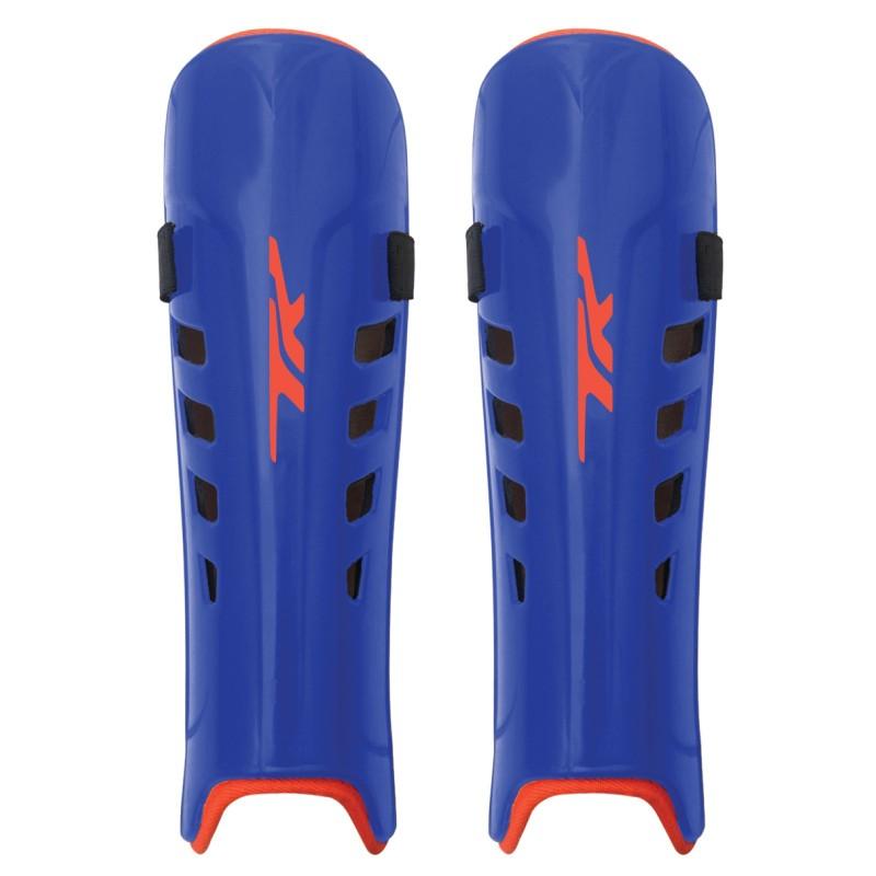 Espinilleras de Hockey TK Total Three ASX 3.5 Azul-Naranja