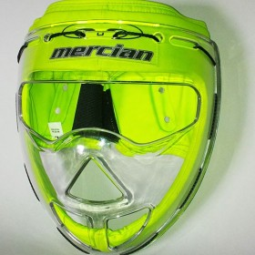 Máscara de Hockey Mercian M-Tek Senior Verde