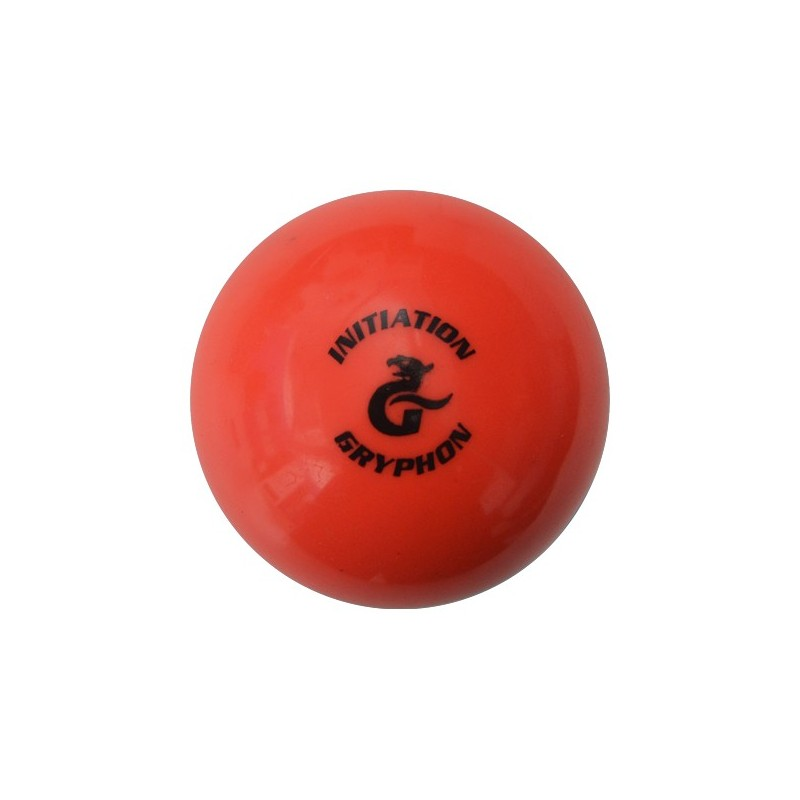 Bola de Hockey Gryphon Smooth Initiation Orange
