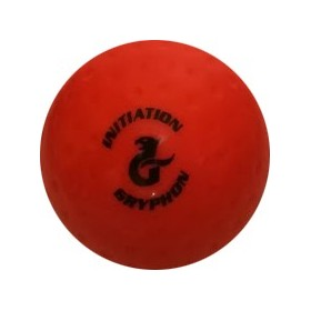 Bola de Hockey Gryphon Dimple Initiation Orange