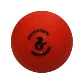 Bola de Hockey Gryphon Dimpled Initiation Orange
