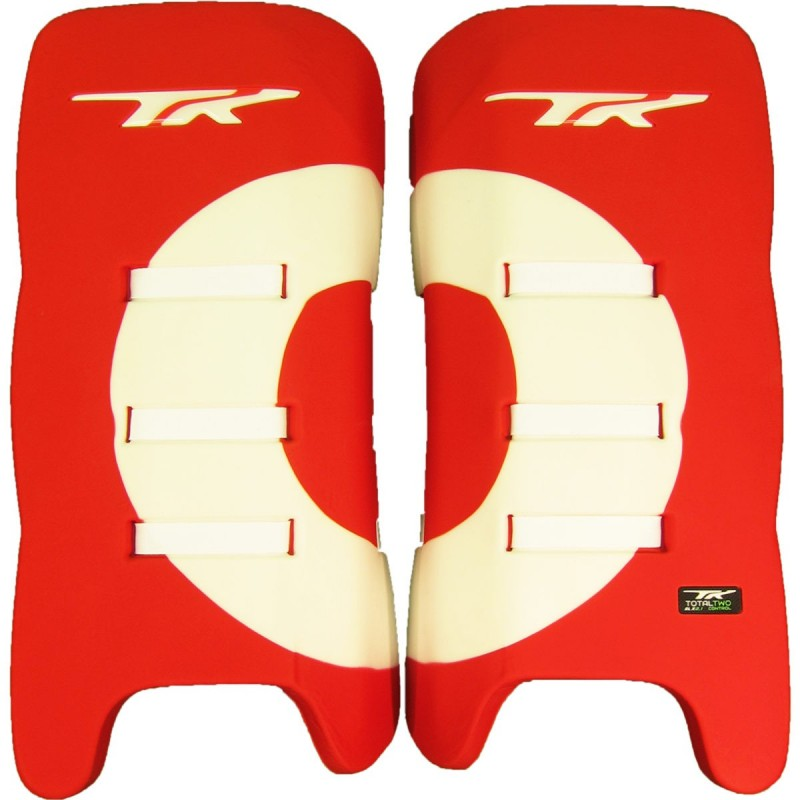 Guardas de hockey TK Total Two 2.1 Rojo-Blanco
