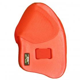 Guante de mano derecha para porteros de Hockey TK Total Two 2.1 Rojo