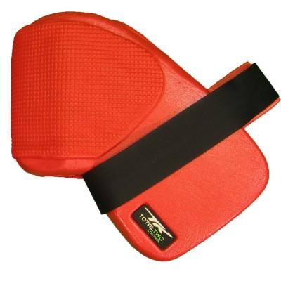 Guante de mano derecha para porteros de Hockey TK Total Two 2.0 Rojo