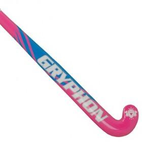Stick de Hockey Gryphon Junior LAZER Rosa