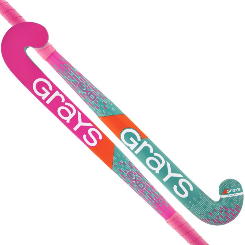 Stick de Hockey Grays Junior EXO Ultrabow Rosa