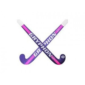 Stick de Hockey Gryphon Junior SLASHER Morado