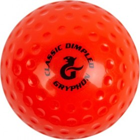 Bola de Hockey Gryphon Dimple Clásica Orange
