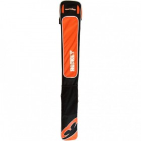 Bolsa de Hockey Mercian Element Negra-Naranja