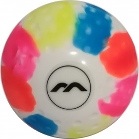 Bola de Hockey Mercian Rainbow Dimpled