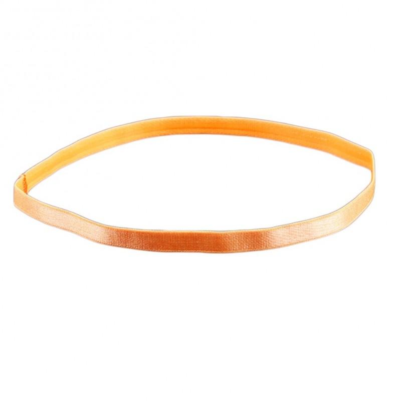 Headband naranja calabaza