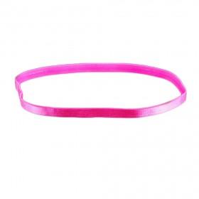 Headband rosa oscuro