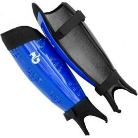 Espinilleras Gryphon Anatomic Pro Azules
