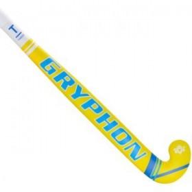 Stick de Hockey Indoor Gryphon Taboo Magnum Pro Junior Amarillo