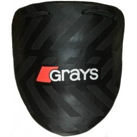 Protector de Cuello para Porteros de Hockey Grays