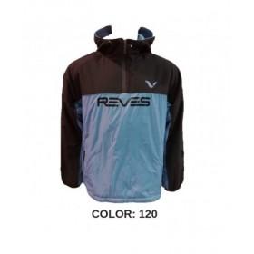 Chaqueta polar Reves Azul claro