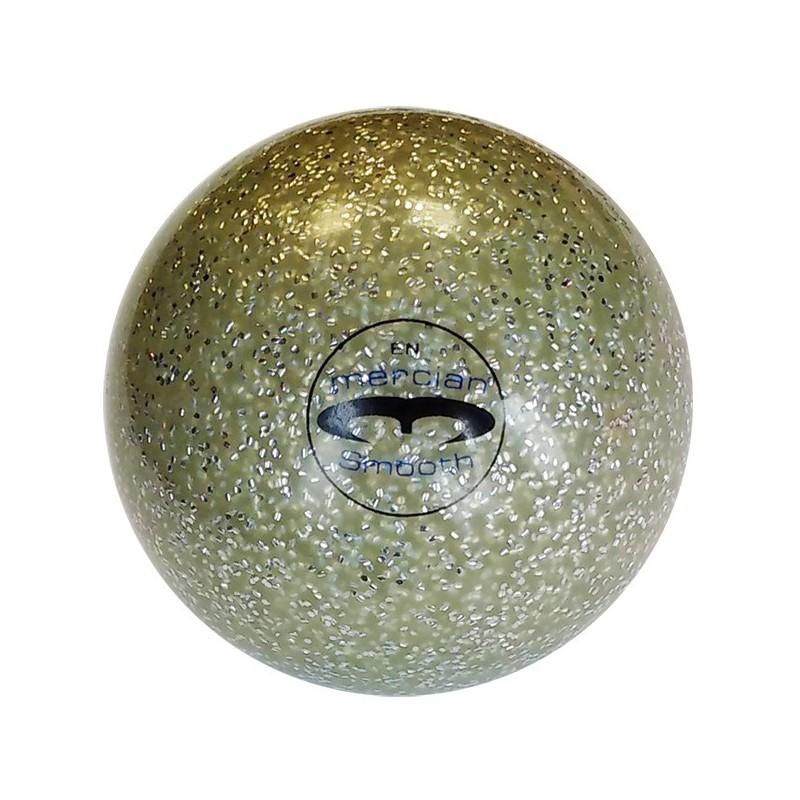 Bola de Hockey Mercian Glitter Gold