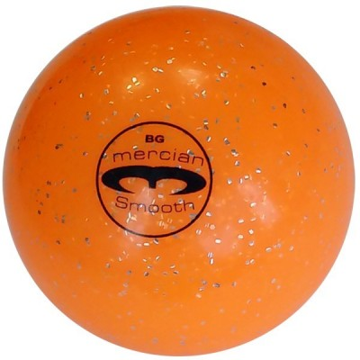 Bola de Hockey Mercian Glitter Orange