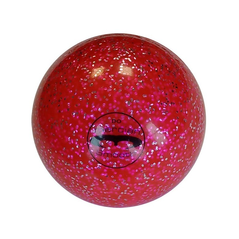 Bola de Hockey Mercian Glitter Pink