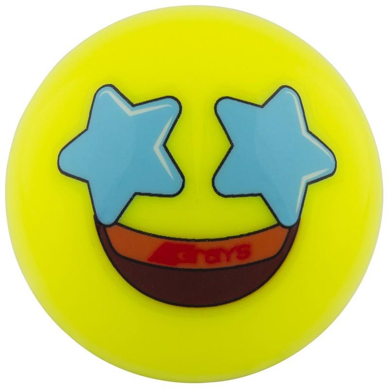Bola de Hockey Grays Emoji Ojos de Estrellas