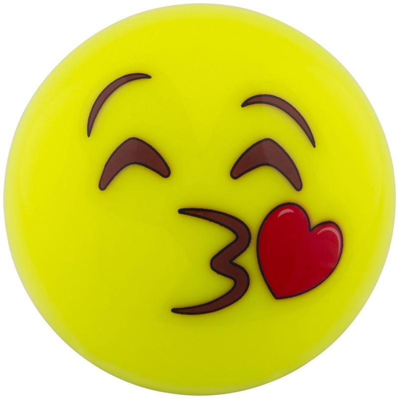 Bola de Hockey Grays Emoji Beso