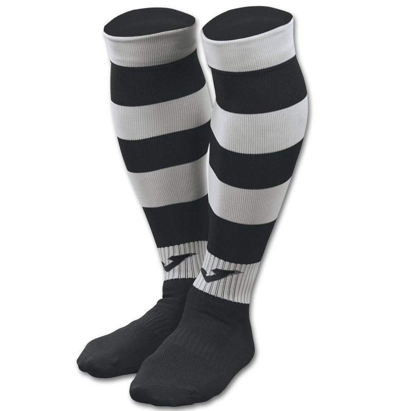 Medias Joma Zebra II Blanca-Negra