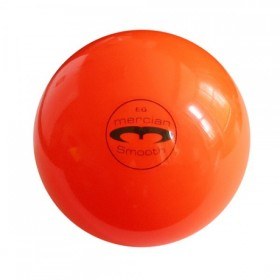Bola de Hockey Mercian Orange Smooth