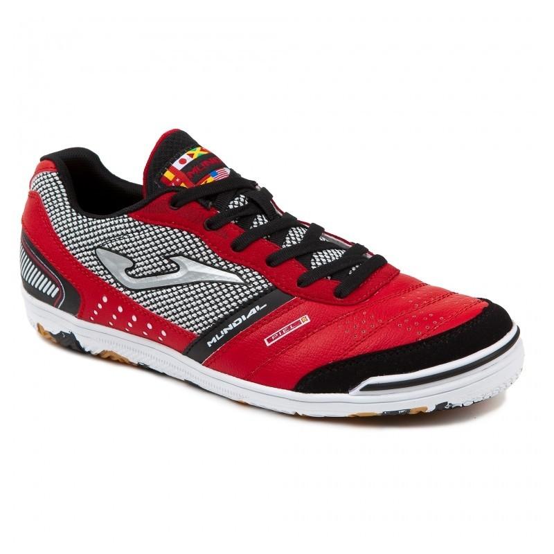 Zapatillas para sala Joma Mundial 806 Red indoor