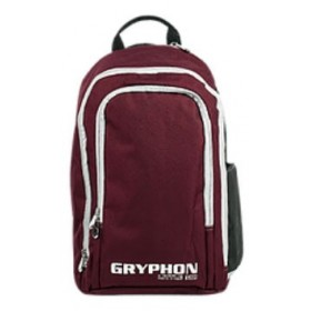 Mochila Hockey Gryphon Little Mo Burgundy