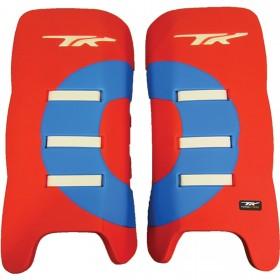 Guardas para Porteros de Hockey TK 3.1 Rojo-Azul