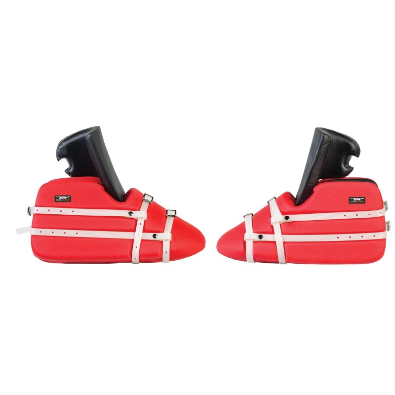 Kickers para Porteros de Hockey TK 3.1 Red