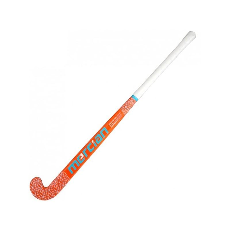 Stick de Hockey Mercian Genesis 0.3 Rojo/Amarillo