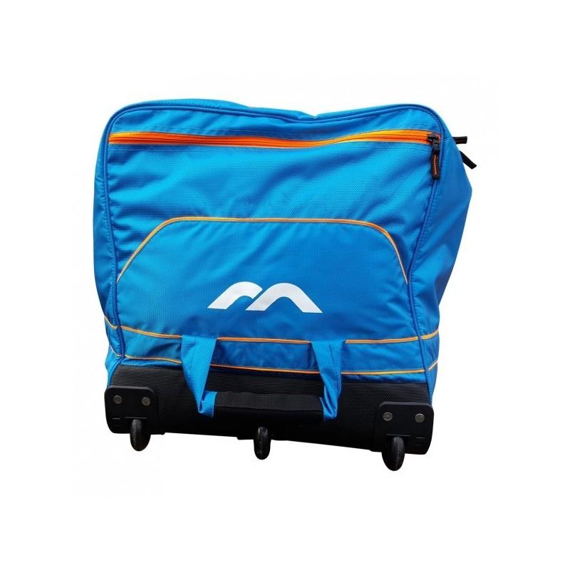 Bolsa para Porteros de Hockey Mercian Evolution 0.1 Azul-Naranja