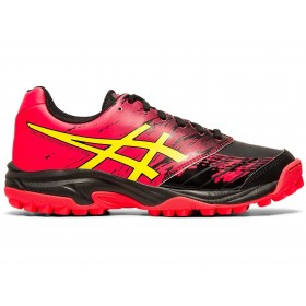 Asics Gel-Blackheath 7 GS Black/Sour Yuzu