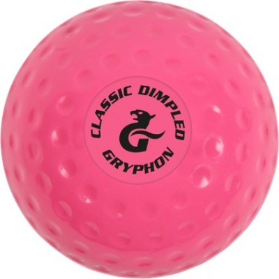 Bola de Hockey Gryphon Dimpled Classic Pink