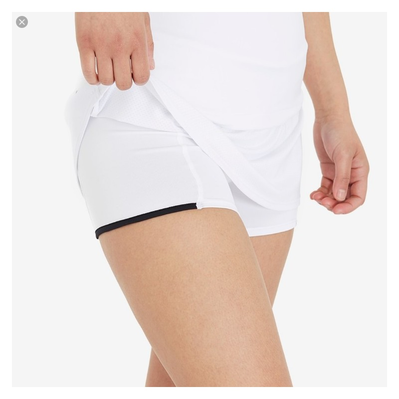 Asics Tennis Skort Brillant White