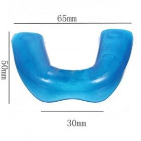 Protector Bucal Hockey Basico Azul