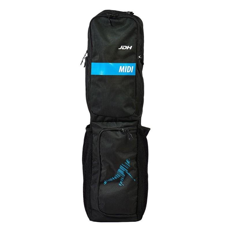Bolsa de Hockey JDH Compact Negra-Azul