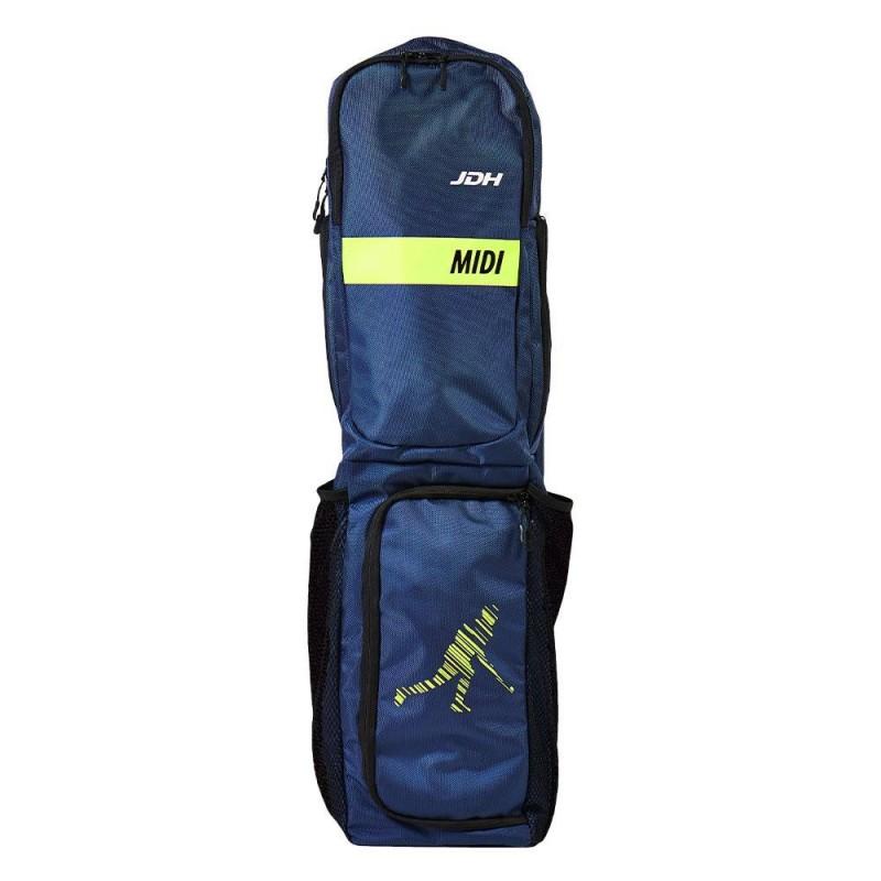 Bolsa de Hockey JDH Compact Azul-Amarilla