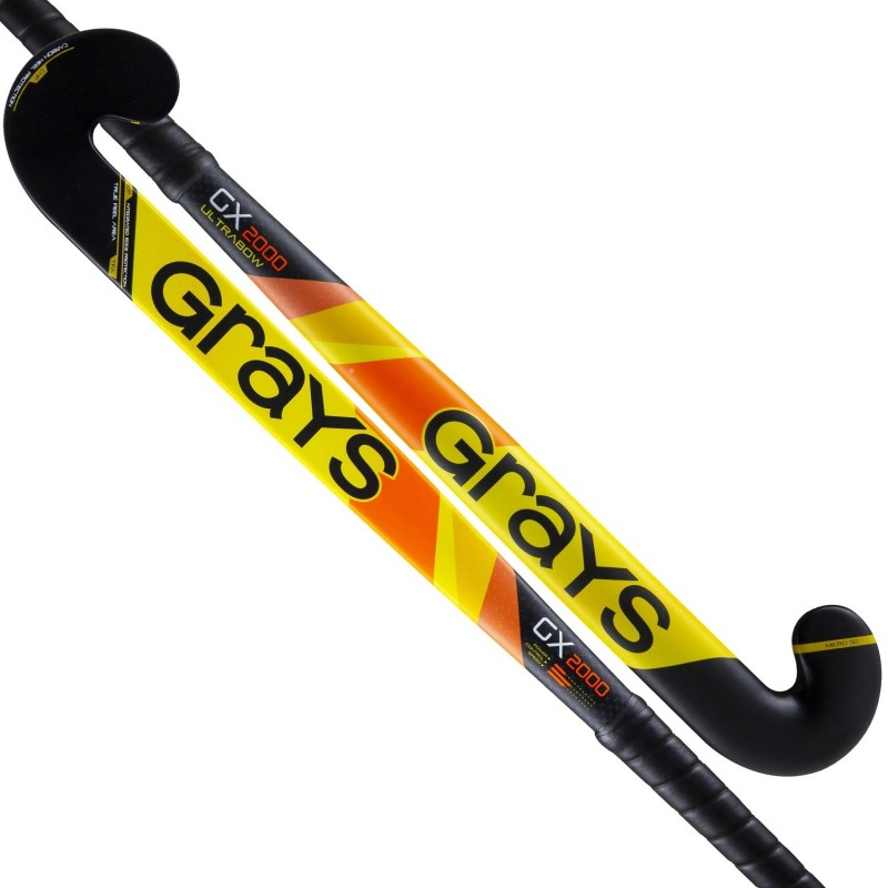 Grays GX2000 Ultrabow Yellow