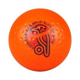 Kookaburra Ball Dimpled Elite Orange