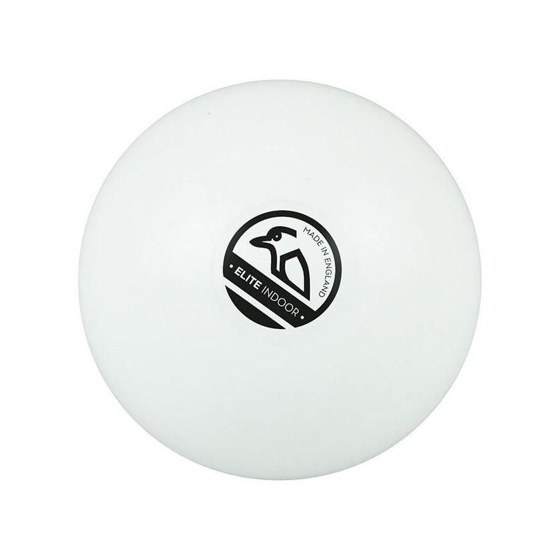 Kookaburra Ball Elite Indoor White